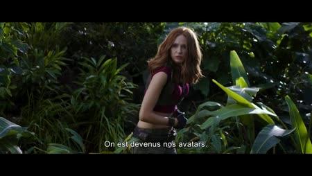 Voir Jumanji : Bienvenue Dans La Jungle en streaming