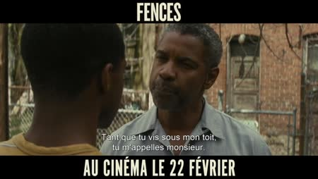 Fences streaming