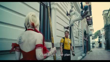 Voir Suicide Squad 2 en streaming