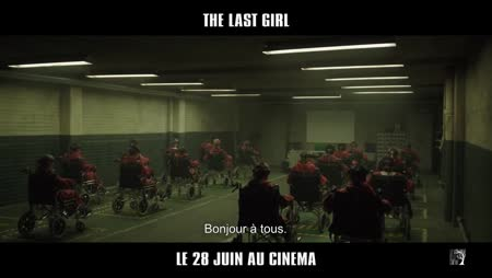 Voir The Last Girl – Celle Qui A Tous Les Dons en streaming