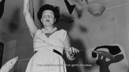 Peggy Guggenheim, La Collectionneuse streaming