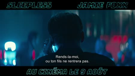 Sleepless Bande annonce