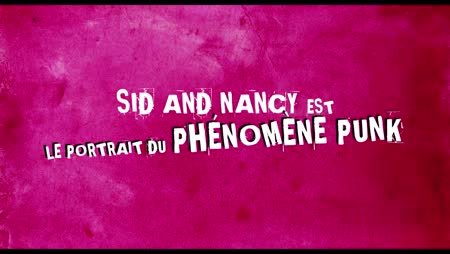 Sid et Nancy streaming