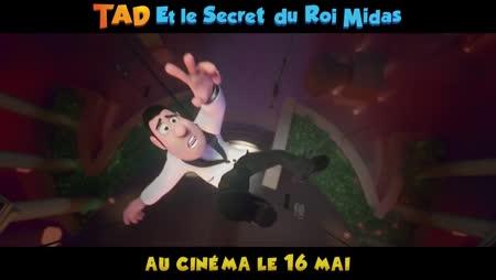Tad Et Le Secret Du Roi Midas streaming
