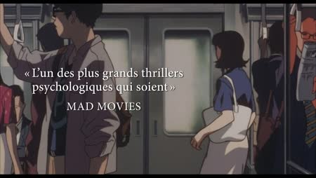 Perfect Blue Bande annonce