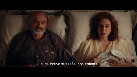 Une Famille Italienne Bande annonce