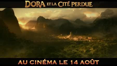 Dora Et La Cité Perdue streaming
