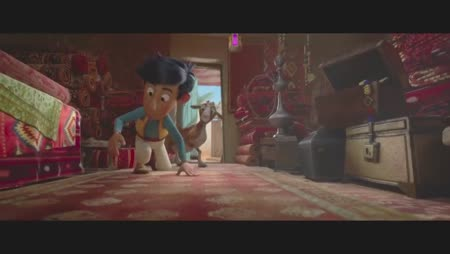 Amir Et Mina : Les Aventures Du Tapis Volant streaming