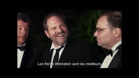 L'Intouchable, Harvey Weinstein streaming