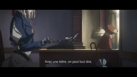 Violet Evergarden : Eternité Et La Poupée De Souvenirs Automatiques streaming