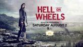 Hell On Wheels : L'Enfer De L'Ouest Saison 4 streaming